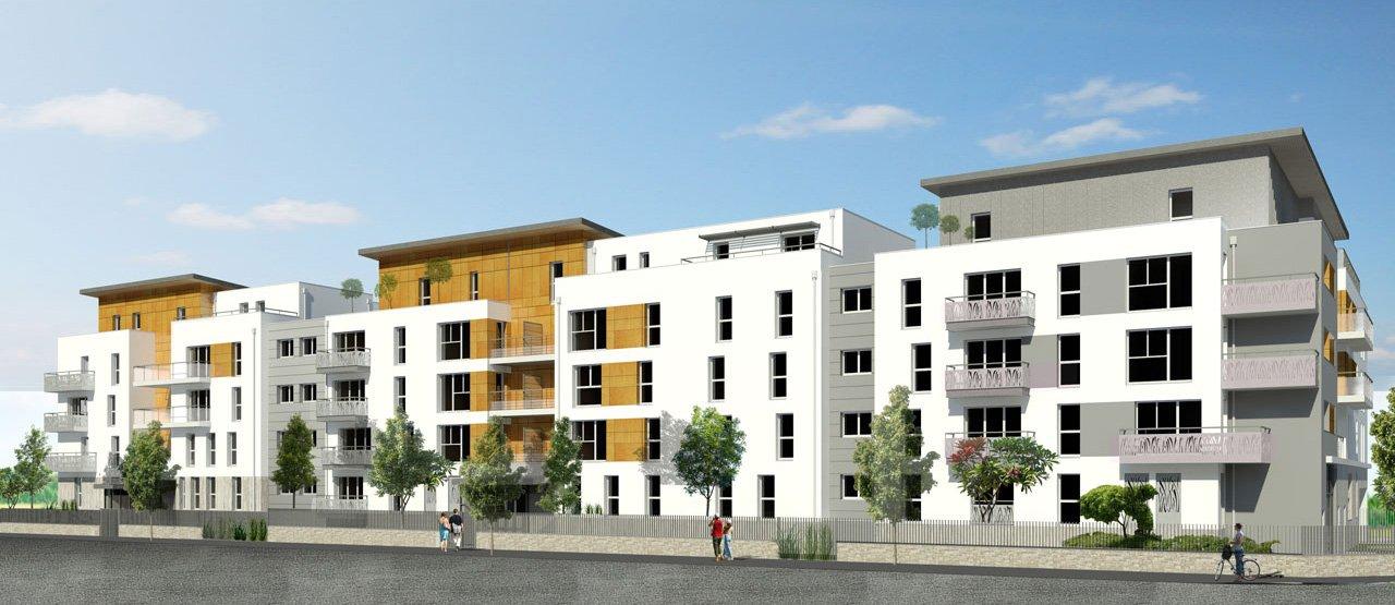 Nouvelle résidence connectée pour un bon investissement immobilier