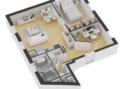 Votre futur appartement à Nantes !