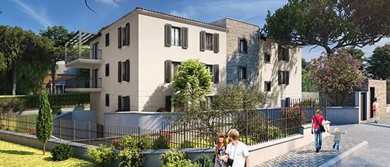 Programme immobilier neuf - saint-raphaël - résidence April