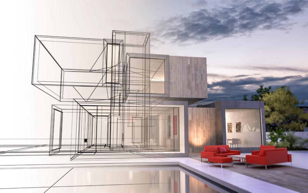 LES TENDANCES ARCHITECTURALES DE 2020