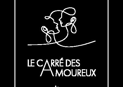 LOGO LE CARRÉ DES AMOUREUX