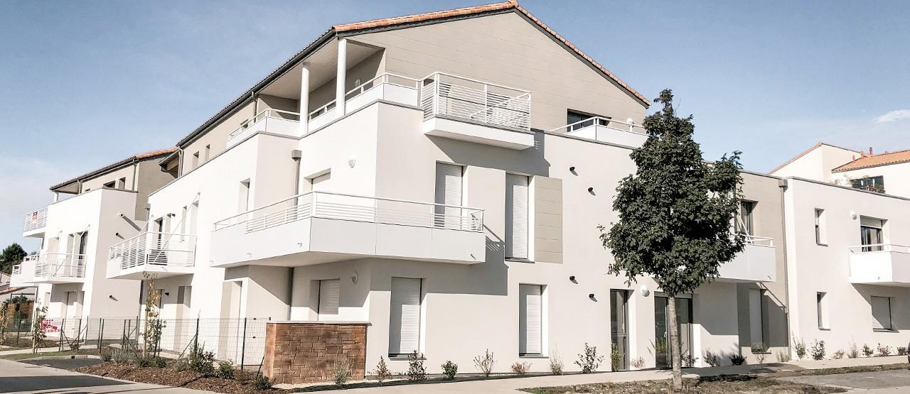 Programme immobilier neuf O'53 - Olonne sur mer - résidence 0'53