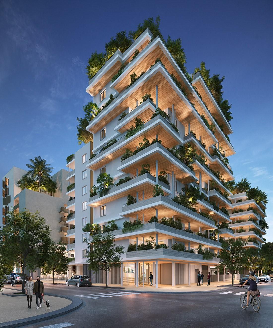 Odyssée Rive Gauche L'apogée Montpellier Port Marianne immobilier neuf