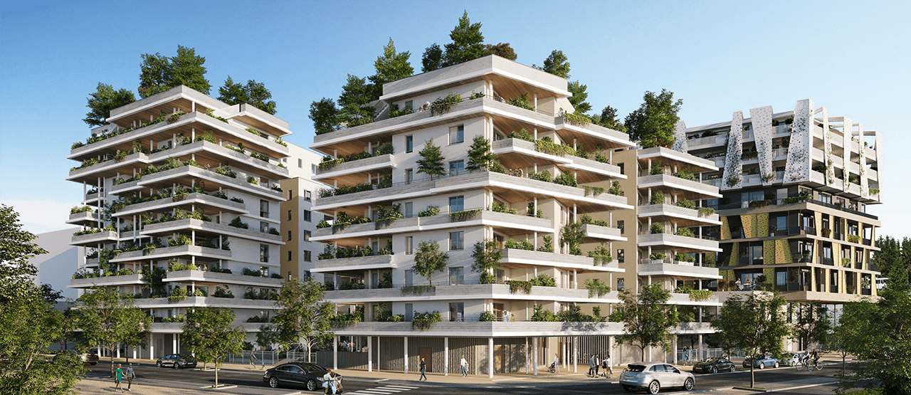 Programme immobilier neuf - Les Issambres - Résidence Villa Eugenia