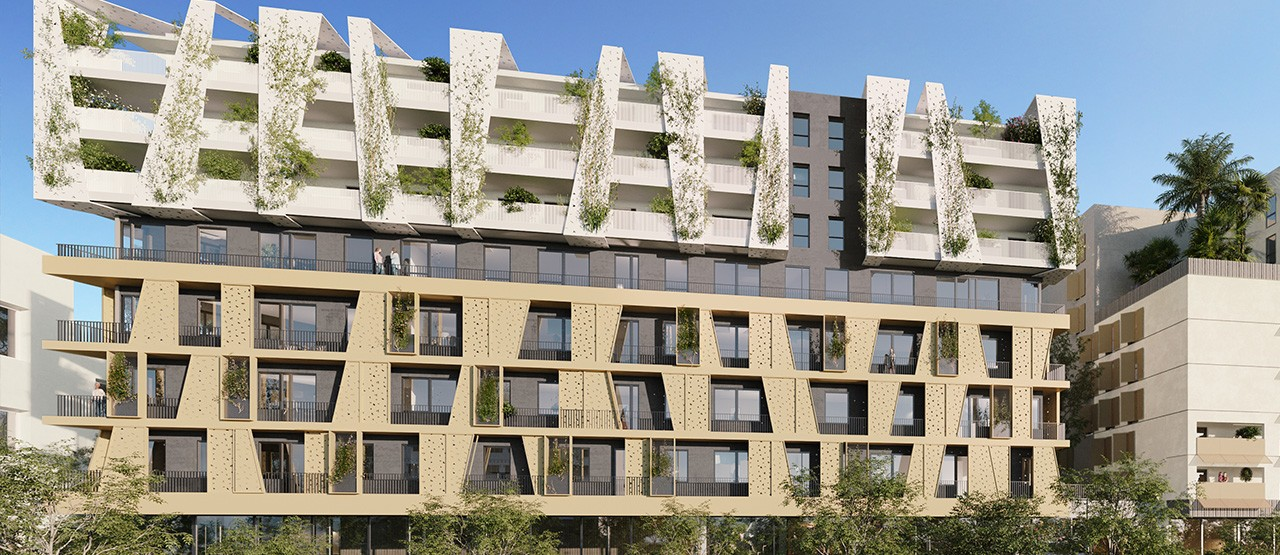 Odyssée Rive Gauche Montpellier Port Marianne immobilier neuf