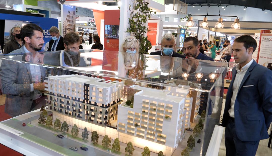 Salon de l'immobilier 2021 - Odyssée Rive gauche